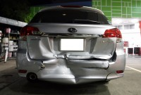 事故修理 伊丹市より入庫